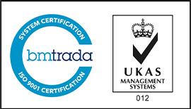ISO9001-2015 BM TRADA