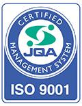 ISO9001 : 2015 JQA (1996年認証取得)