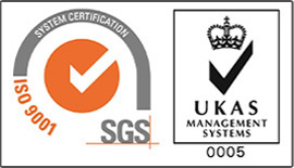 ISO9001 : 2015 SGS (2013年認証取得)