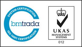 ISO14001-2015 BM TRADA