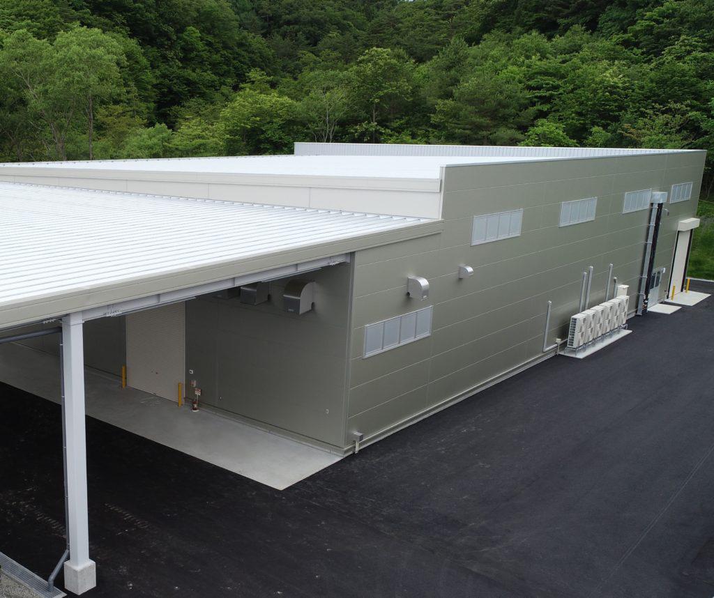 車載部品向けプレス新棟 (S3棟)が本格稼働を開始しました。